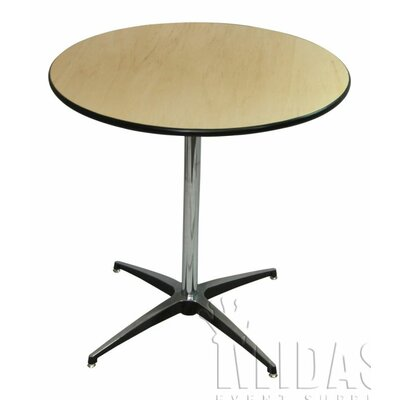 Midas Event Supply Elite Pedestal Dining Table