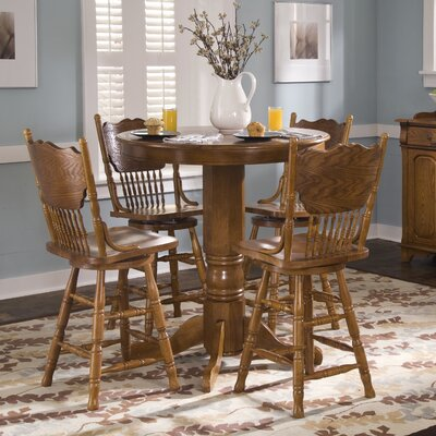Rosalind Wheeler Kendrick Counter Height Dining Table