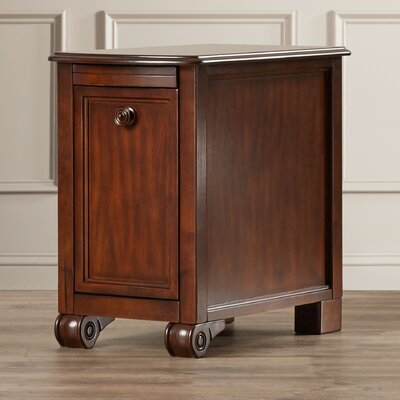 Alcott Hill Wendell Chairside Table