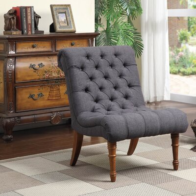 Rosalind Wheeler Bottrell Tufted Side Chair Amp Reviews
