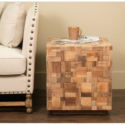 Bay Isle Home Poloka End Table
