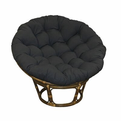 Bay Isle Home Reordan Papasan Chair