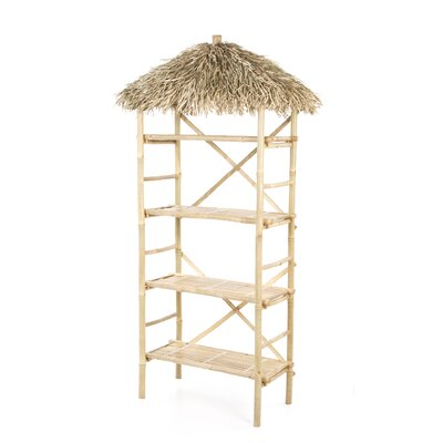 Bay Isle Home Porter 3 Tier Shelf 75