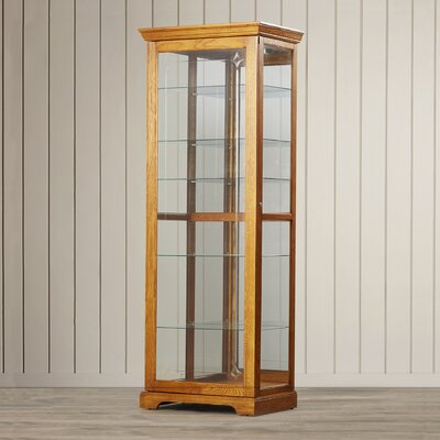 Bay Isle Home Ryleigh Curio Cabinet