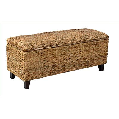 Bay Isle Home Milan Wicker Storage Bedroo..