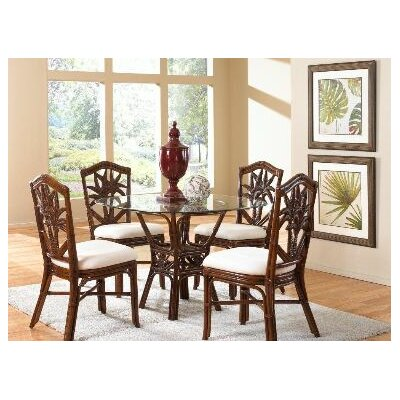 Bay Isle Home Cypress 5 Piece Dining Set