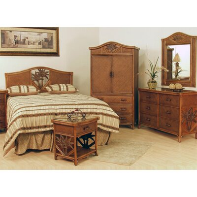 Bay Isle Home Cypress Platform 4 Piece Bedroom Set