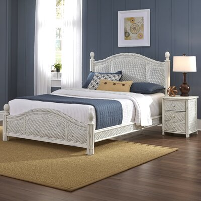 Bay Isle Home Oliver Panel 2 Piece Bedroo..