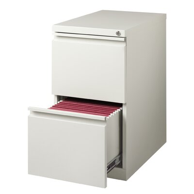 Symple Stuff 2 Drawer Mobile Pedestal File Cabinet