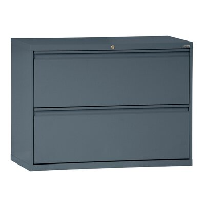 Symple Stuff 2 Drawer Lateral File Cabinet