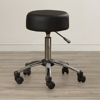 Symple Stuff Height Adjustable Medical Ergonomic Stool