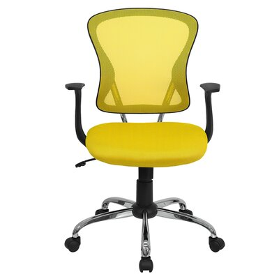 Symple Stuff Clay Mid-Back Mesh Office Chair