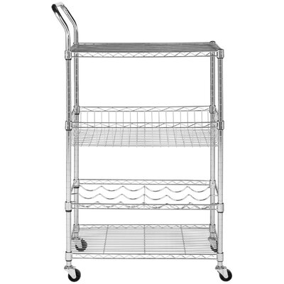 Symple Stuff Serving Cart