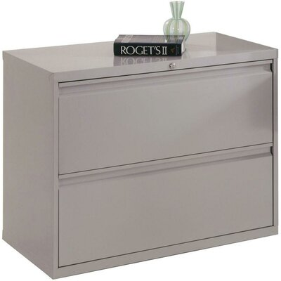 Symple Stuff 2-Drawer Full Pull  File Cabinets