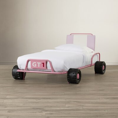 Zoomie Kids Esperanza Twin Car Bed