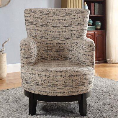 Nathaniel Home Gianna Swivel Arm Chair