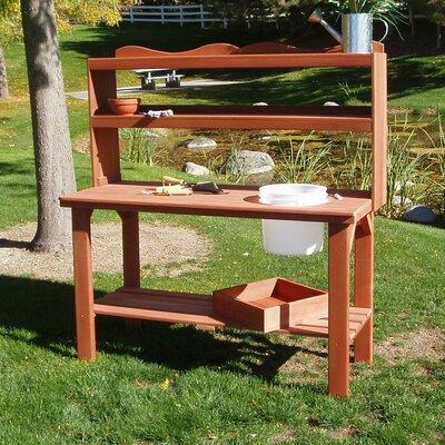 Woodcountry Master Potting Bench Reviews Wayfair