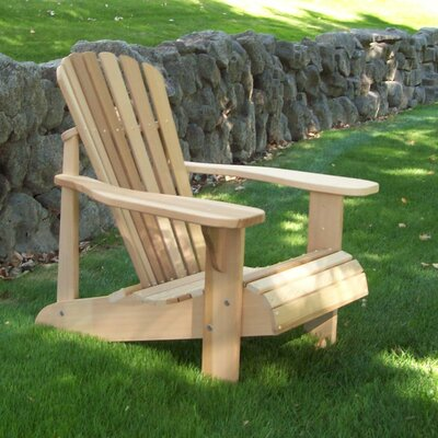 WoodCountry T L Adirondack Chair Reviews Wayfair