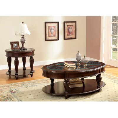 Astoria Grand Rhuddlan Coffee Table Set