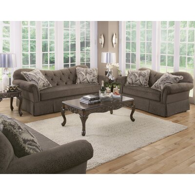 Astoria Grand Christena Upholstery Sofa