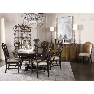 Astoria Grand Sofitel 6 Piece Dining Set