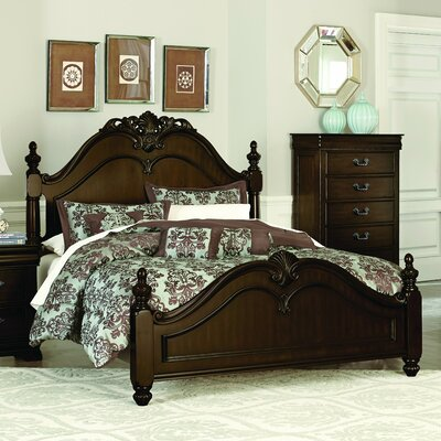 Astoria Grand Boltongate Panel Bed