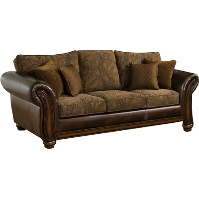 Astoria Grand Simmons Upholstery Aske Sofa