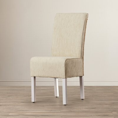World Menagerie Malizia Upholstered Parsons Side Chair