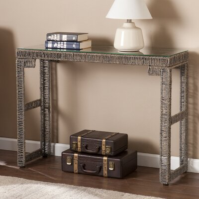 World Menagerie Ambridge Woven Console..