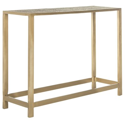 Mercer41 Lorenz Console Table