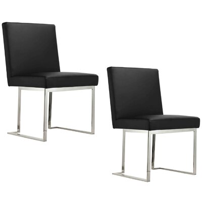 Mercer41 Dreyfuss Side Chair (Set of 2)