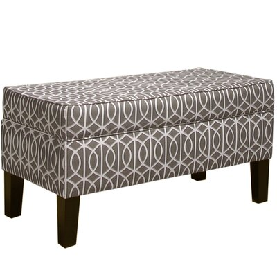 Mercer41 Ruth Upholstered Storage Bedroom Bench