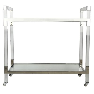 Mercer41 Watson Serving Cart