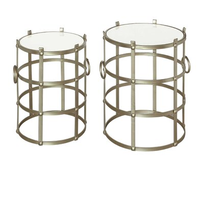 Mercer41 Barnatt 2 Piece Nesting Tables