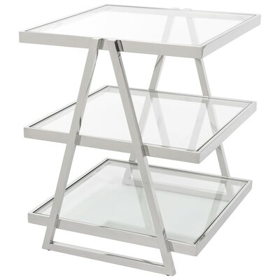 Mercer41 Billie 3-Tier End Table