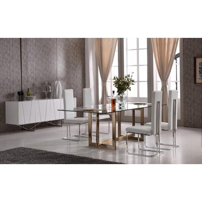 Mercer41 Buster Modern Dining Table