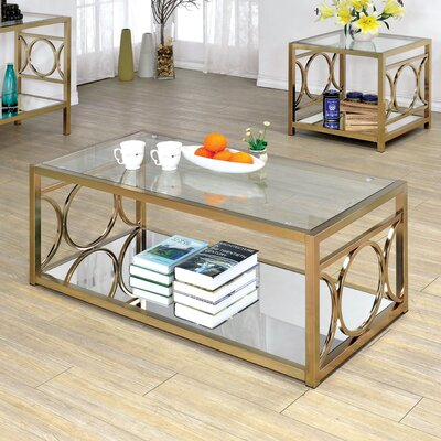 Mercer41 Spacek Coffee Table