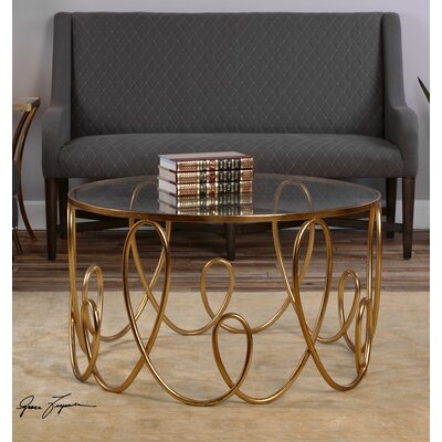 Mercer41 Luhrmann Coffee Table