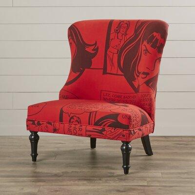Mercer41 Azalea Park Kate Slipper Chair