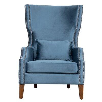 Mercer41 Cervandon Wingback Chair