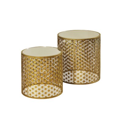 Mercer41 Bechet 2 Piece Nesting Tables Image
