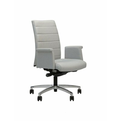 Rouillard Spyder Channel Conference Chair with Arms (Set of 4)