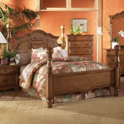 Picket House Furnishings Bella Four poster Bed Image
