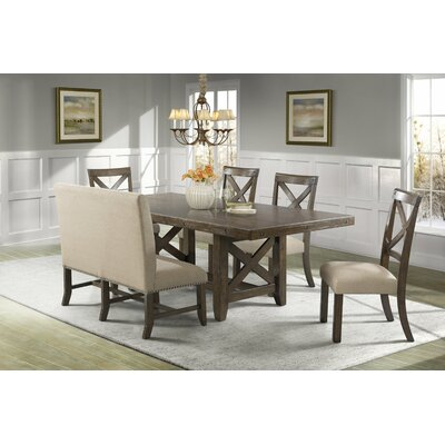 Picket House Furnishings Francis 6 Piece Dining Set