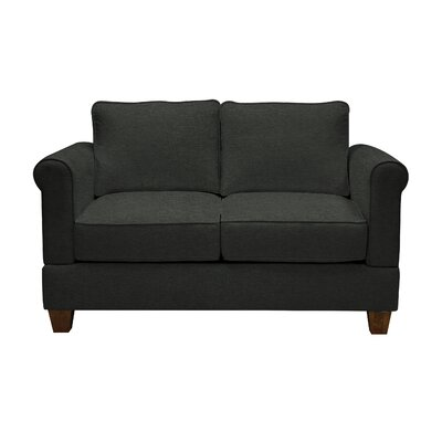 Simplicity Sofas Megan Quick Assembly Loveseat