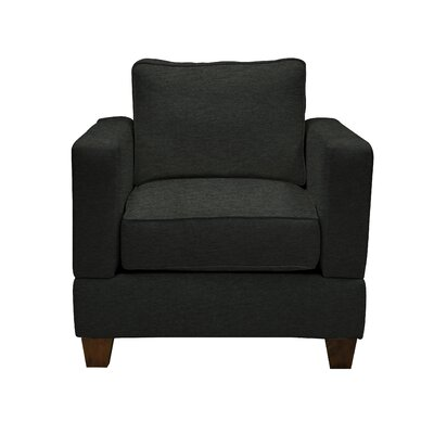 Simplicity Sofas Brandon Quick Assembly Arm Chair