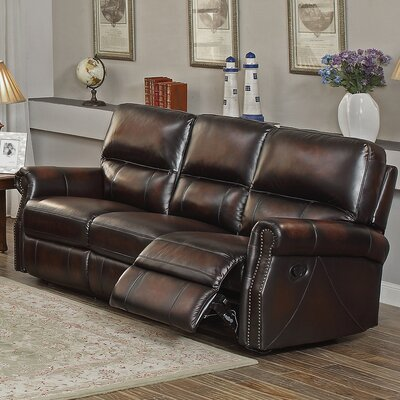 Amax Nevada Leather Recliner