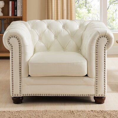 Amax Nashville Leather Club Chair