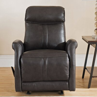 Amax Mosby Leather Recliner