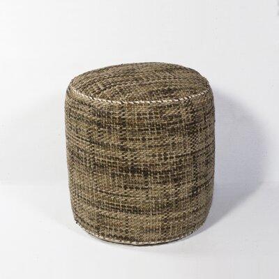 KAS Rugs Textures Pouf Ottoman